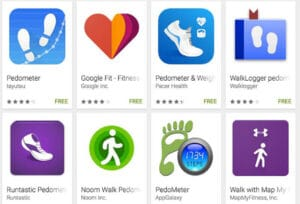 Best Pedometer Apps For Android [TOP 15 CHOICES]