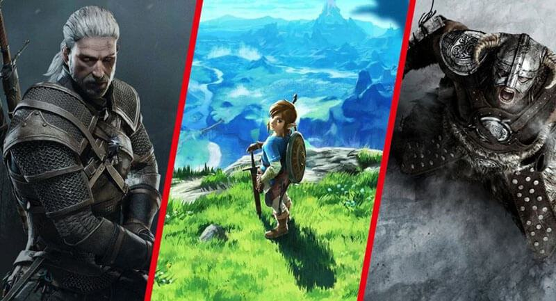 Best RPGs On Switch