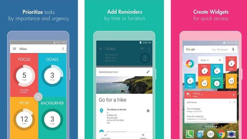 Best Reminder Apps For Android In 2020 [ TOP 11 CHOICES]