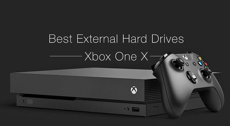 Best Xbox One External Hard Drive