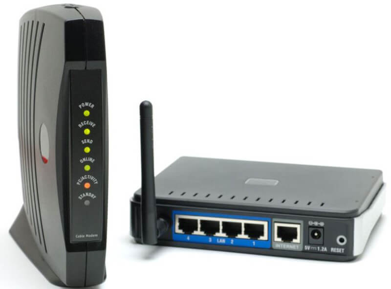 Comparing Router vs Modem