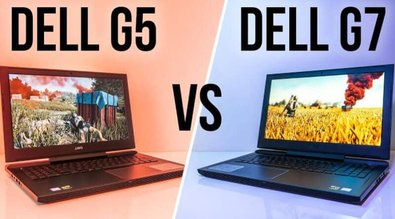 Dell G5 Vs G7 - Which Laptop Is Better For Gambling