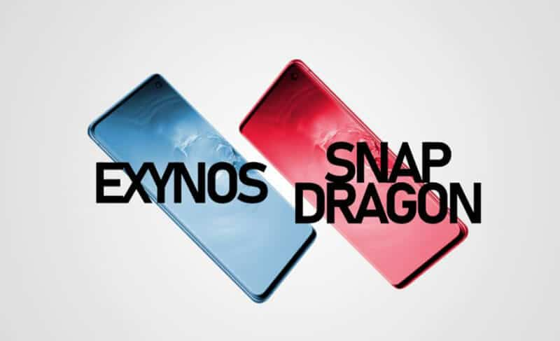 Exynos vs Snapdragon - Differences, Review In 2020