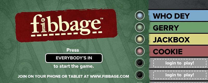Fibbage 1, 2, & 3