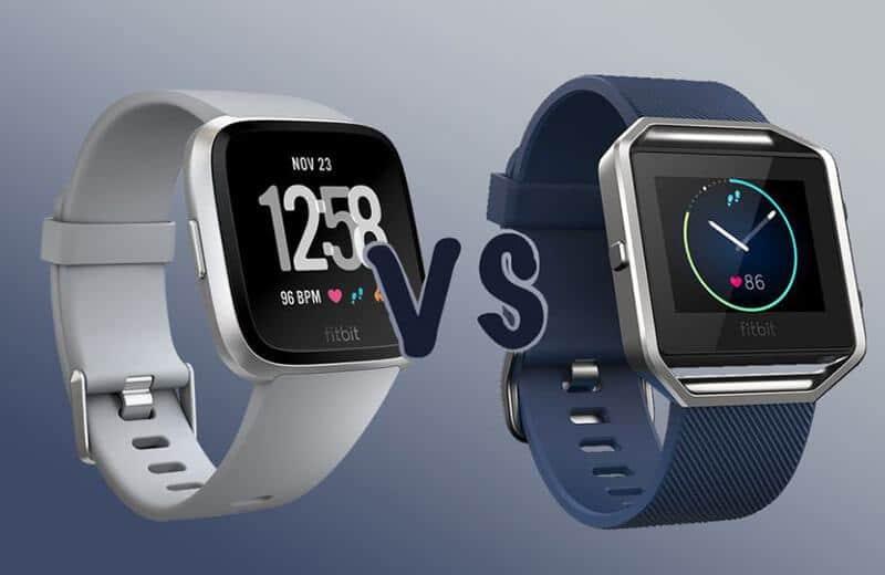 Fitbit Blaze Vs Versa - Which Is Better Fitbit Smartwatch