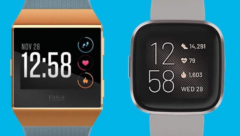 Fitbit Versa 2 vs Versa Lite