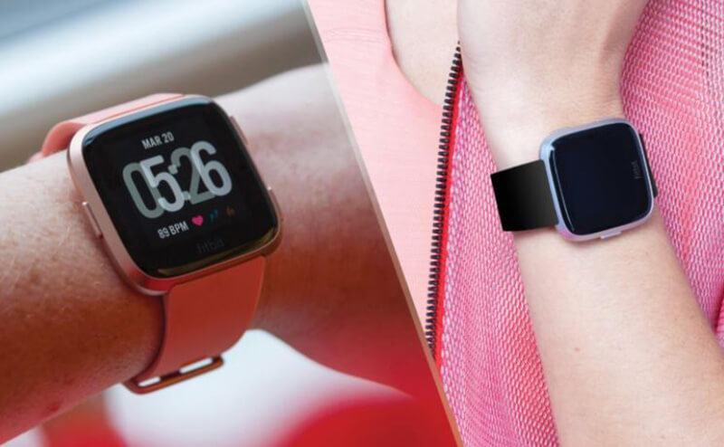 Fitbit Versa vs Fitbit Versa Lite Comparison