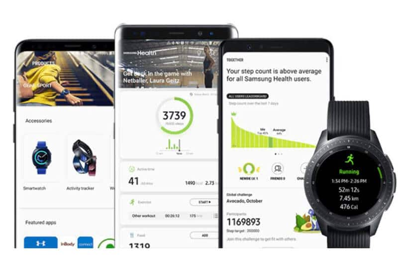 Google Fit vs Samsung Health - Which Should You Choose