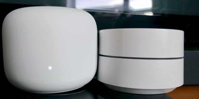 Google Nest Wifi vs Google WifiDifferences
