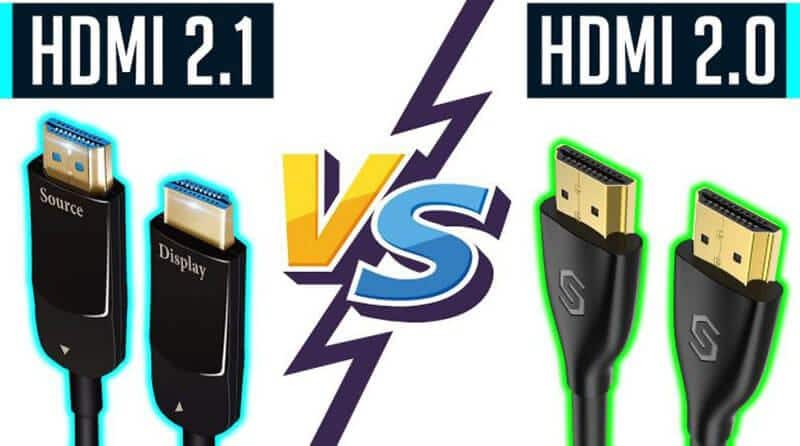 HDMI 2.1 vs 2.0 - What is the Difference
