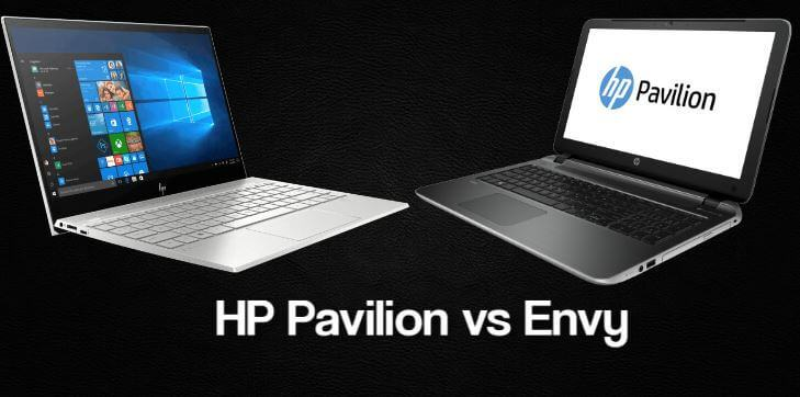 HP Envy vs HP Pavilion - Which Is Greater