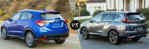 Honda CR-V vs HR-V