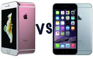 How Apple iPhone 6 Plus vs Apple iPhone 6s Plus Different