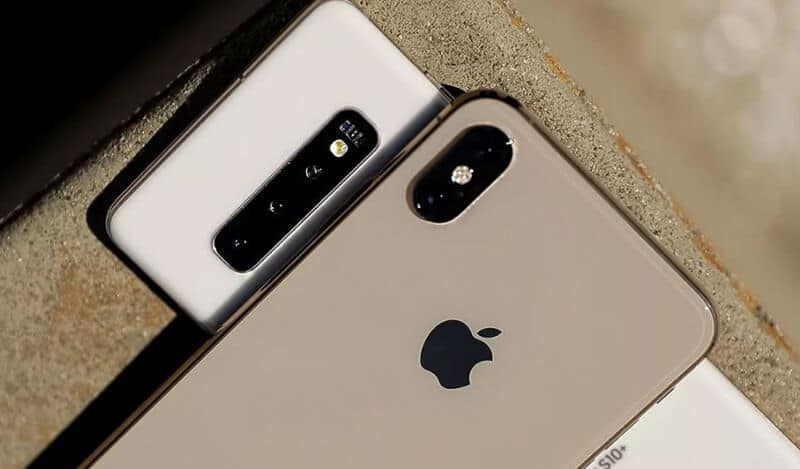Iphone XS Max vs Samsung Galaxy S10 Plus Camera