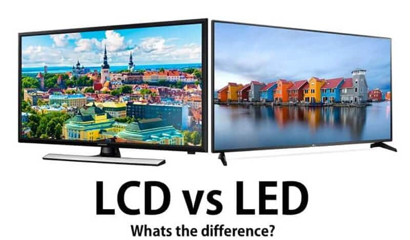 LCD Vs LED Differences