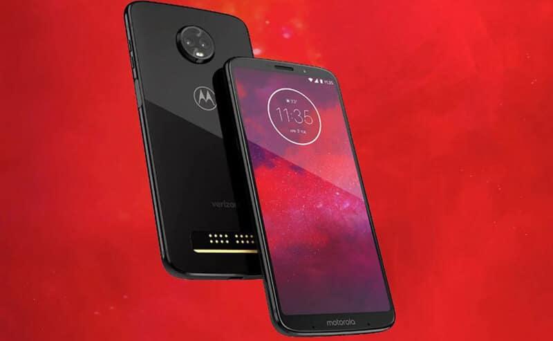 Motorola Moto Z3 vs Moto Z3 Play