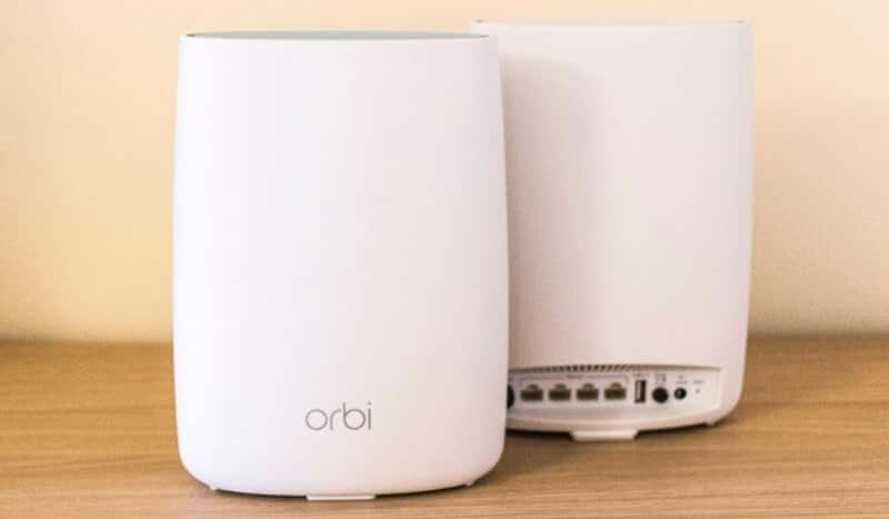 Netgear Orbi RBK50 WiFi System