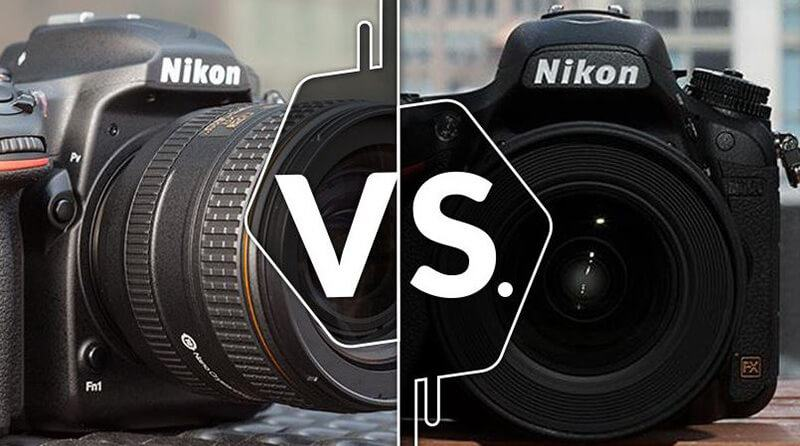 Nikon D750 Vs D500- A Comparison