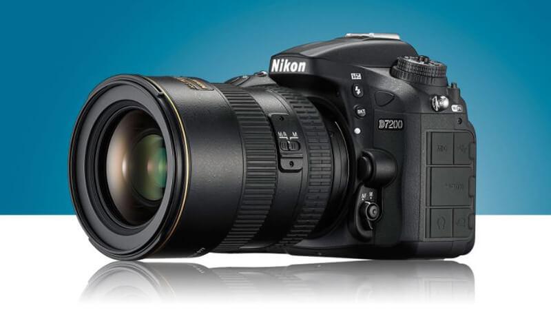 Nikon D7200 Specs