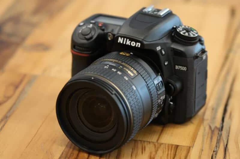 Nikon D7500 Specs