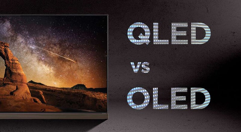 OLED vs QLED - What Is Ideal For Gamers
