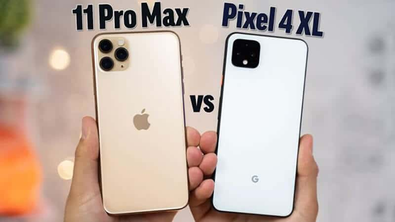 Pixel 4 vs iPhone 11 Pro - Which Phone Is Best