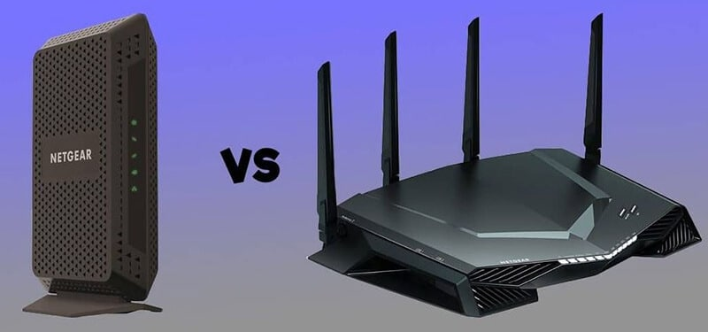 Router vs Modem