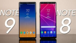 Samsung Galaxy Note 9 vs Note 8 Comparison [BEST Guide 2020]