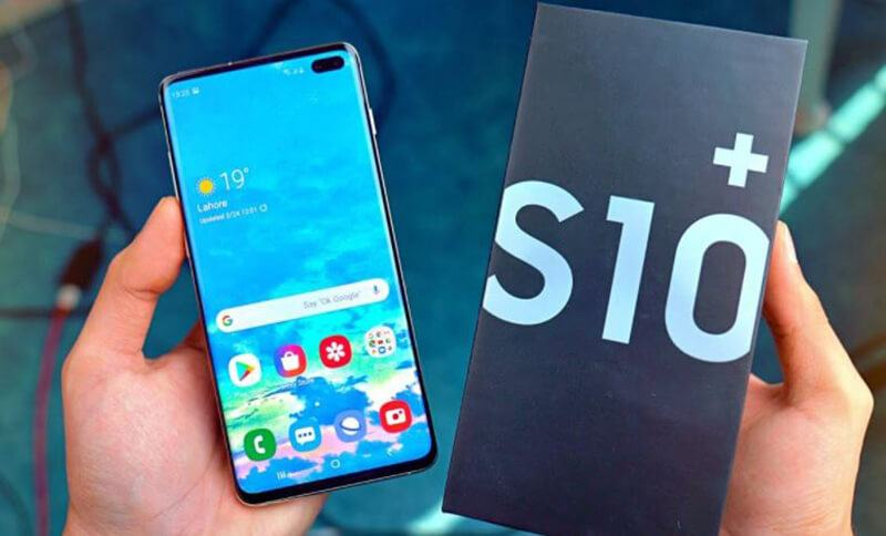 Samsung Galaxy S10 Plus Overview