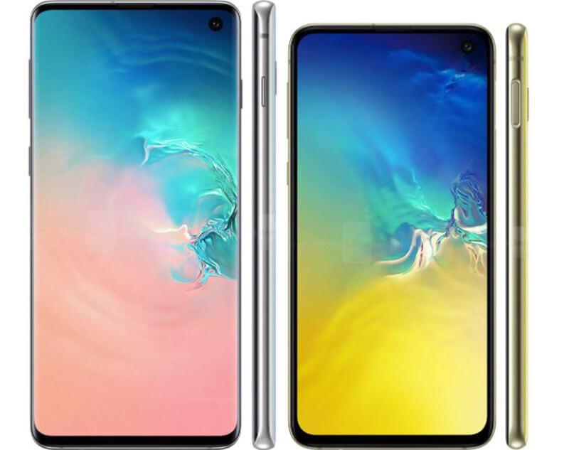 Samsung Galaxy S10 Vs Galaxy S10E