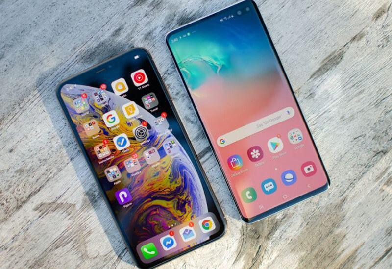 Samsung Galaxy S10 vs Apple iPhone XS Comparison
