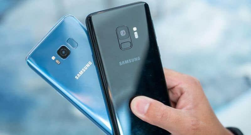 Samsung Galaxy S9 vs Galaxy S8 Camera