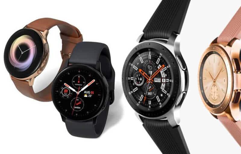Samsung Galaxy Watch vs Samsung Galaxy Watch Active 2 Comparison