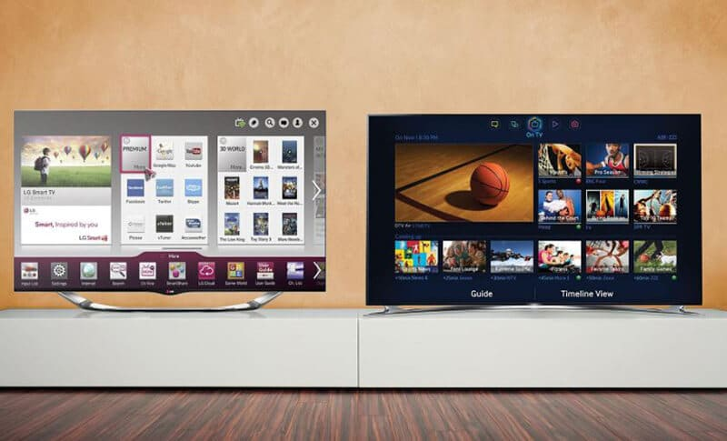 Samsung vs LG TV
