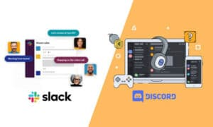 Slack and Discord