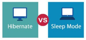 Sleep and Hibernate Power Saving ModeSleep and Hibernate Power Saving Mode