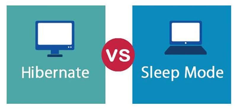 Sleep and Hibernate Power Saving ModeSleep and Hibernate Power Saving Mode