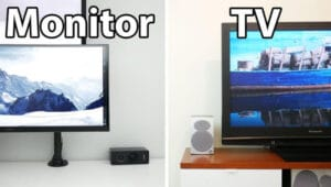 TV vs Monitor - Which Should You Pick For Gaming