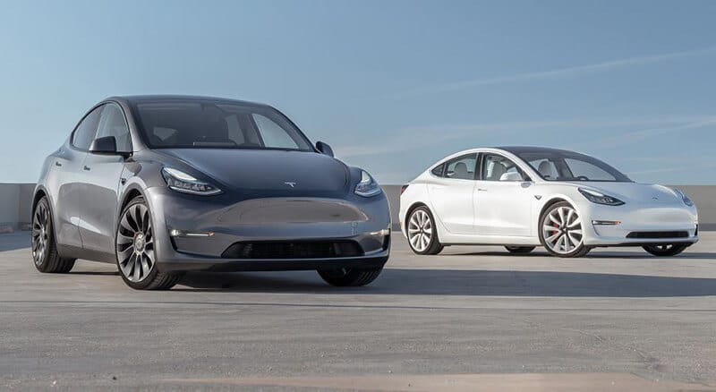 Tesla Model Y vs Tesla Model 3 Comparison