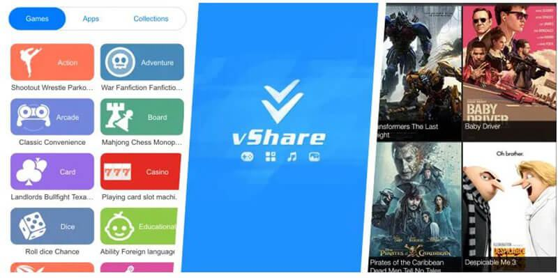 The vShare