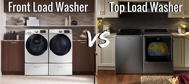 Top-Load vs Front-Load Washer Differences
