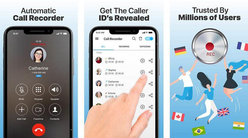 Top Rated 11 Best Call Recording Apps For Android
