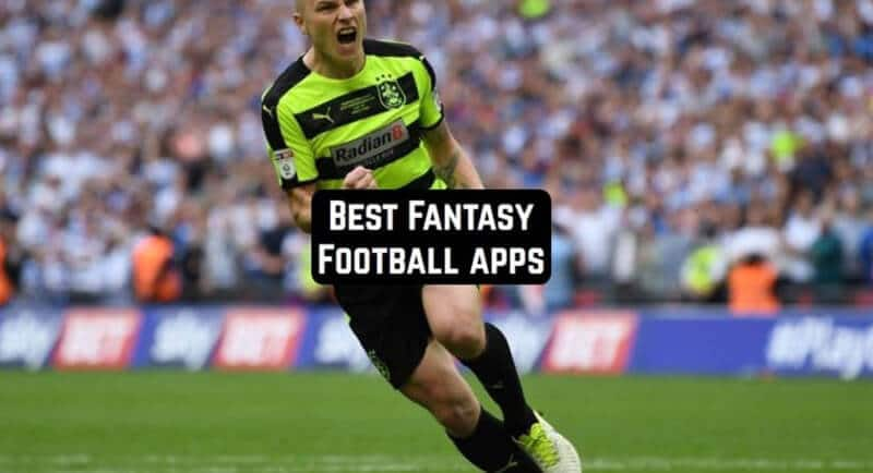 Top Rated 11 Best Fantasy Football Apps