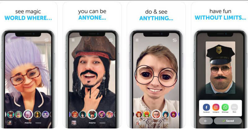 Top Rated 18 Best Apps Like Snapchat