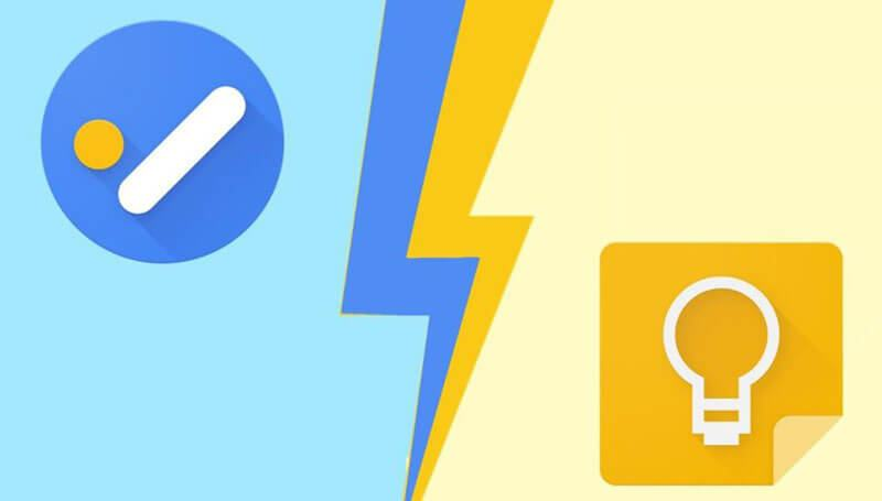 What Are Differences Between Google Tasks vs Keep