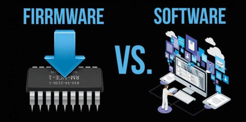 What Are The Differences Between Firmware vs Software
