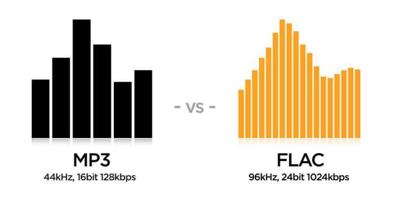 What Are The Differences Between MP3 vs FLAC