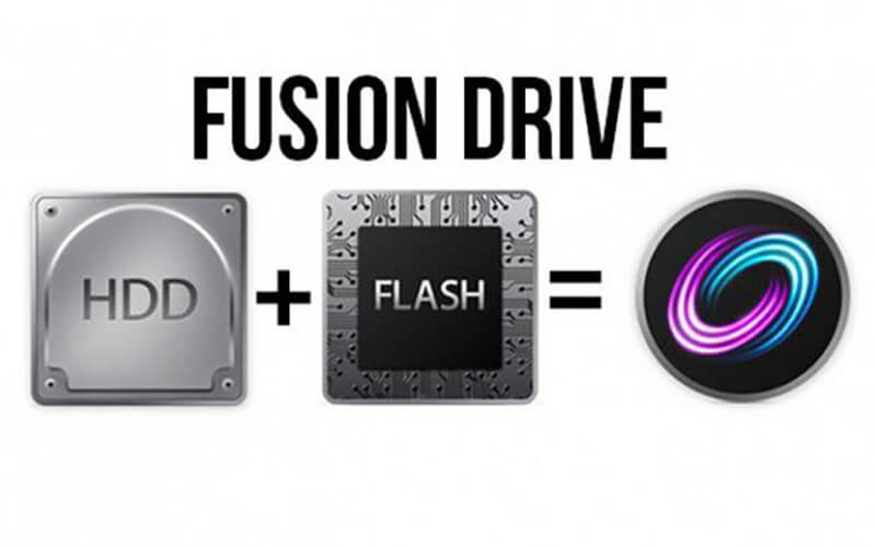 What's Fusion Drive