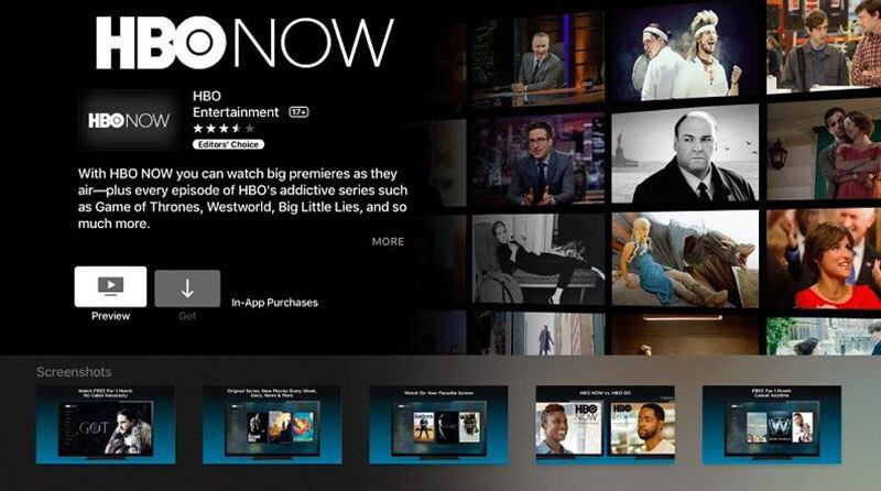 What's HBO Now