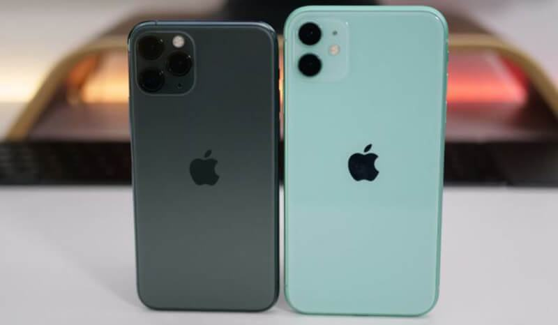 iPhone 11 vs iPhone 11 Pro Comparison
